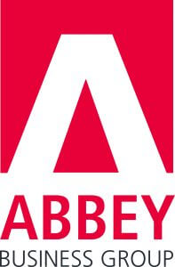 Abbey Logo PMS