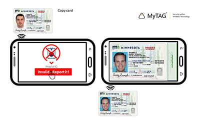 MyTAG Launches Secure Proof of ID