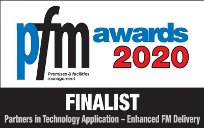MyTAG announced as PFM Awards Finalist