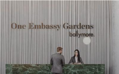 MyTAG chosen at One Embassy Gardens