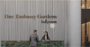 MyTAG selected at One Embassy Gardens